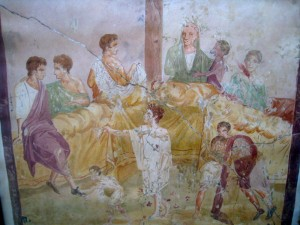 Roman Slaves Appeared Smaller in Ancient Roman Depictions