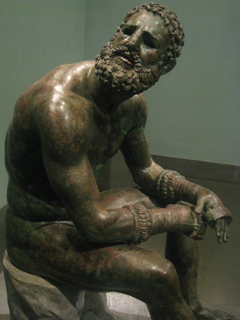 Boxer of Quirinal (1st cent. BC)