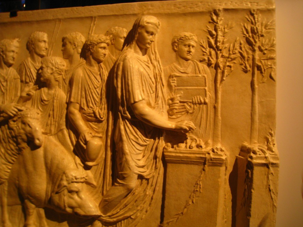 Prayer to be Read for Suovetaurilia Sacrifice