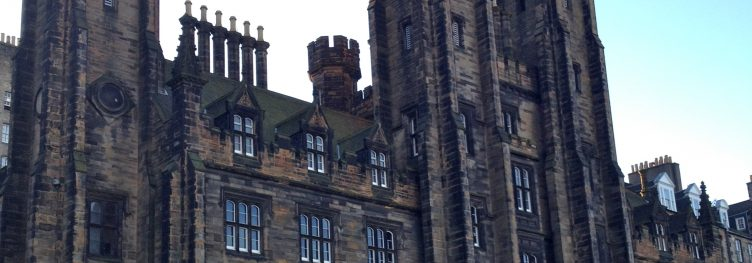 New College, Edinburgh: An American Link