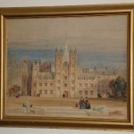 New College, Edinburgh: An American Link