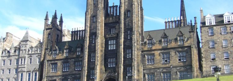 New College, Edinburgh: An American Link (expanded)