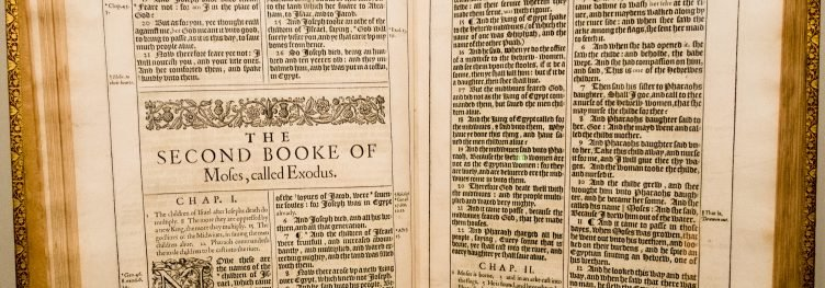 Earliest Draft of King James Bible 'Discovered'