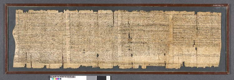 The London Magical Papyrus